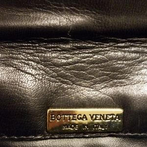 Bottega Veneta Marco Polo Flap Clutch